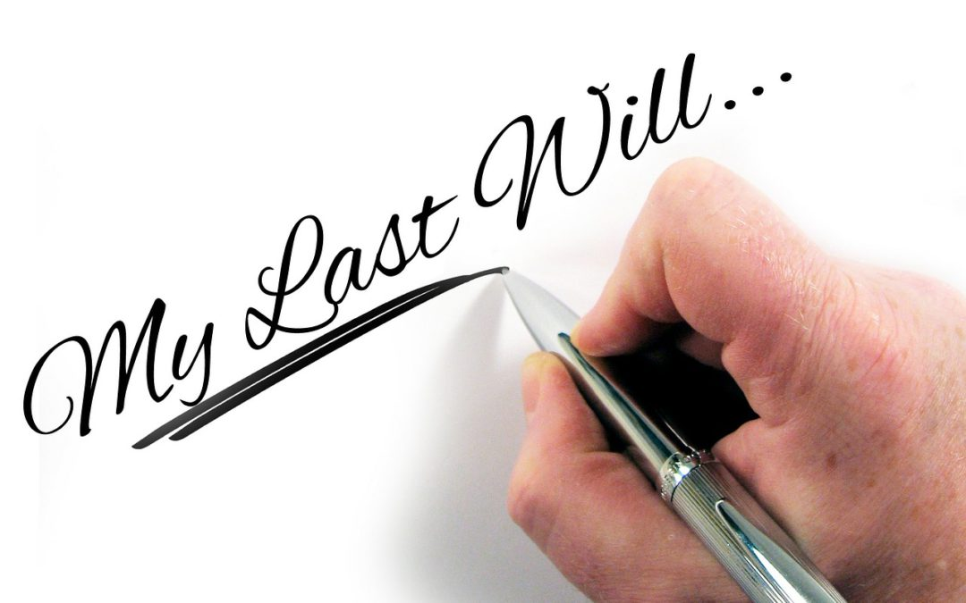 Your Will – is it valid?