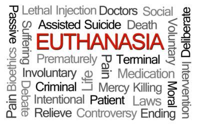 Euthanasia: Legal ambivalence