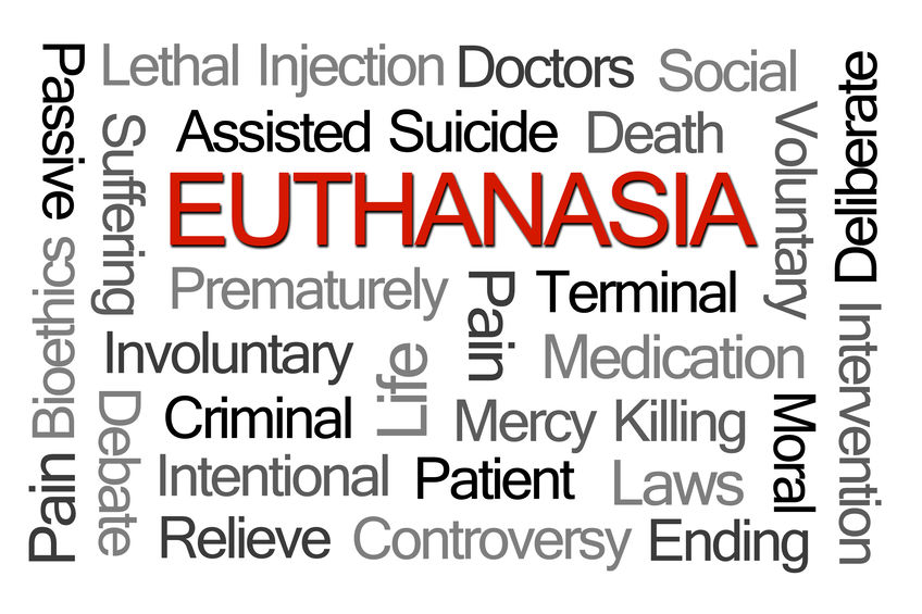 Euthanasia: Legal ambivalence
