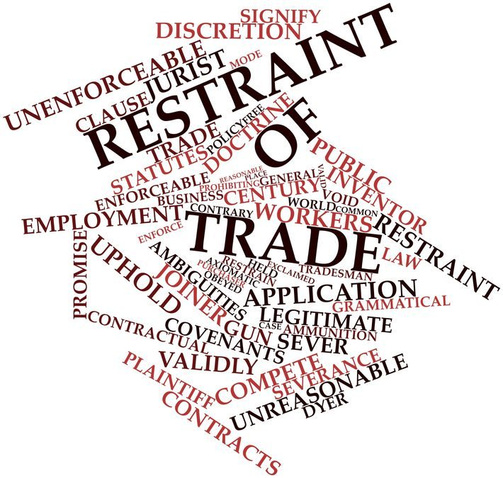 Restraint of Trade: what does it mean?