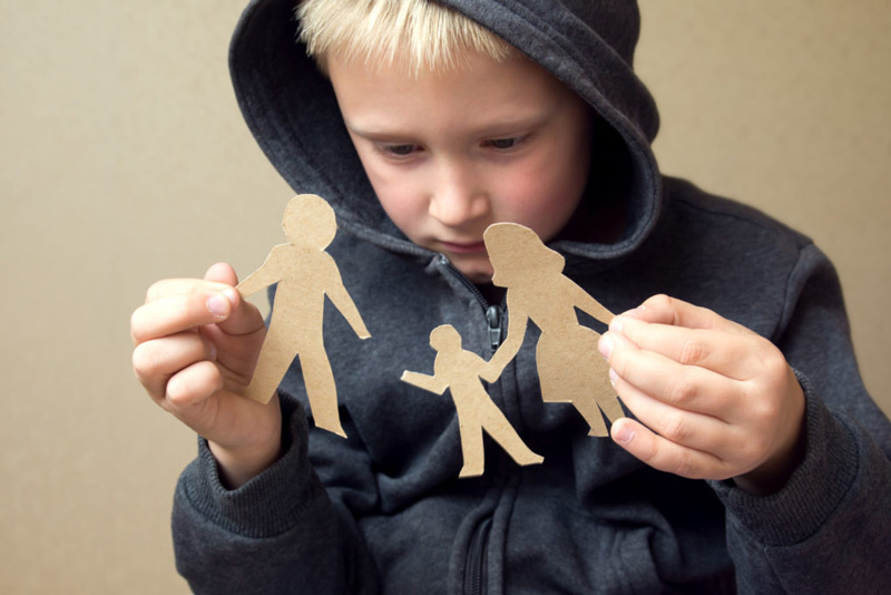Joint decision making by parents in respect of a minor