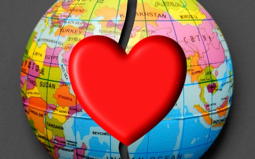 Can I get divorced if my spouse is abroad?