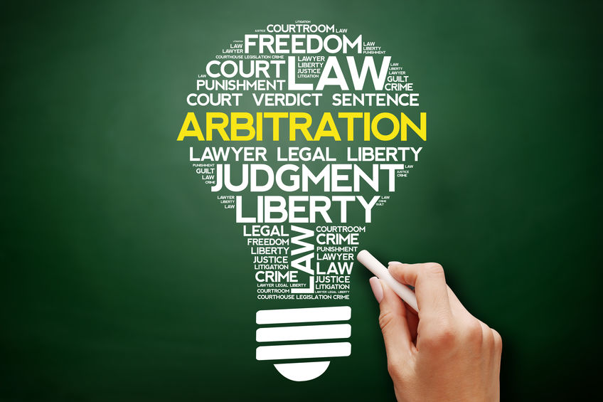 Arbitration: cheaper, better, faster?