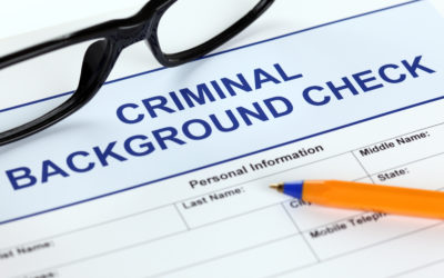 Getting a criminal record expunged